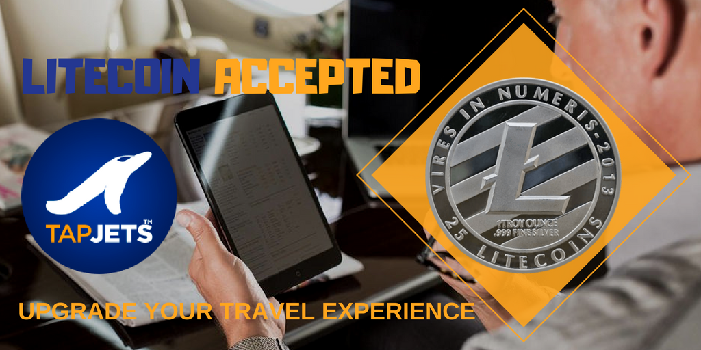 Litecoin Accepted