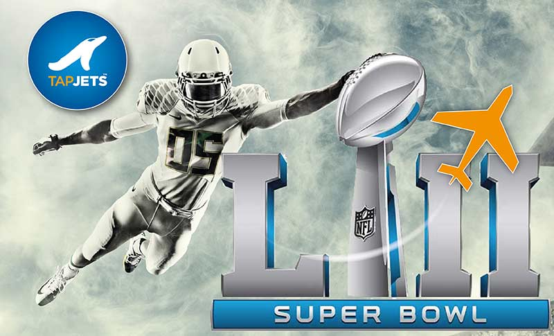 TapJets Super Bowl