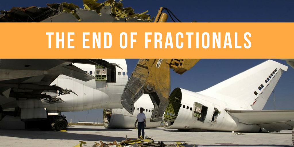 The End of Fractional's